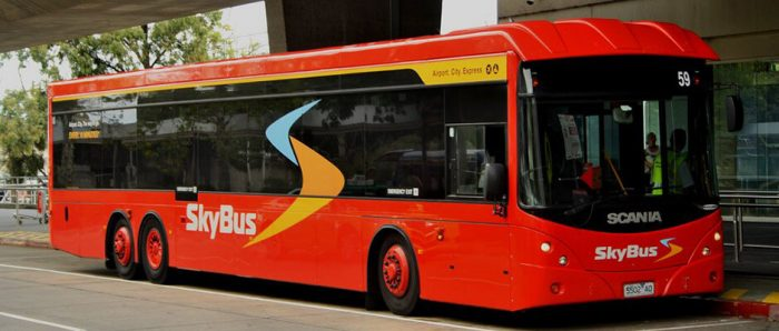 Шаттл Skybus