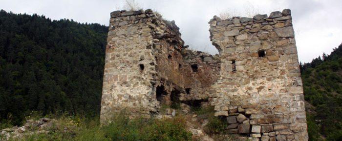 Крепость Гогия, Боржоми