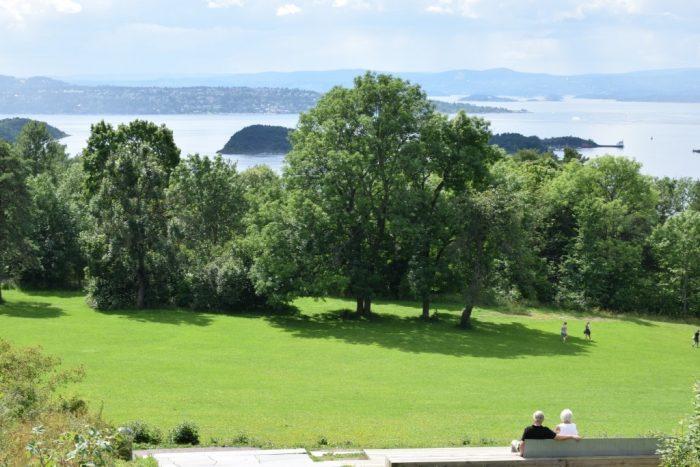 Экеберг парк, Осло