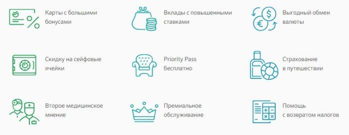 Пакет услуг «Премьер» от Сбербанка