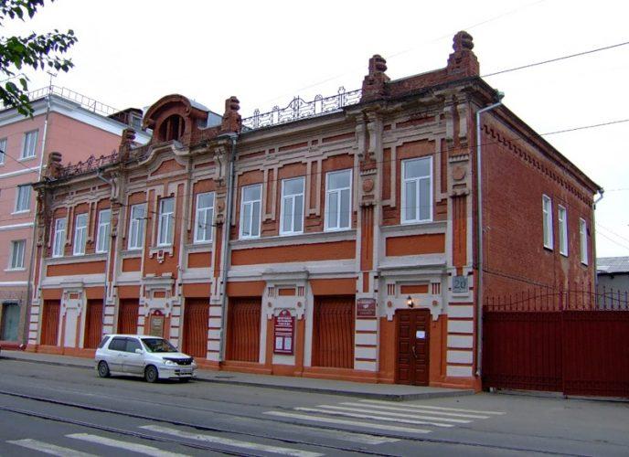 Иркутское театральное училище