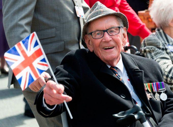 Ветераны в Великобритании