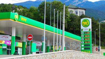 Стоимость бензина в Крыму
