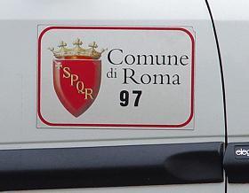 Такси Comune di Roma