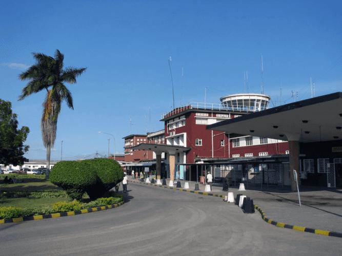 Фото аэропорта Дар-Эс-Салама (Танзания)