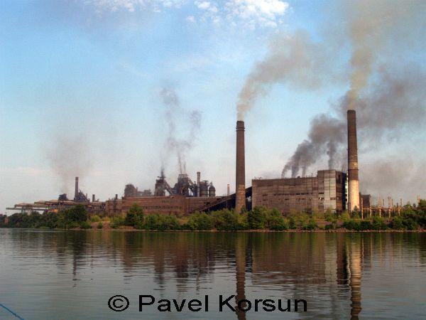 Днепропетровский сталеплавильный завод