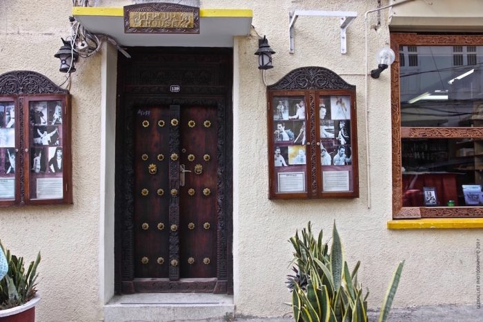 Дом, где родился и вырос Фредди Меркьюри