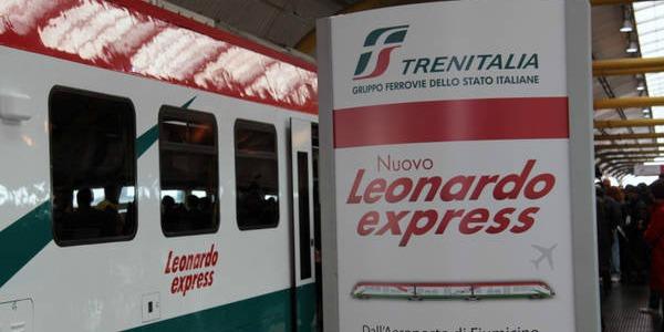 Поезд «Леонардо Экспресс»