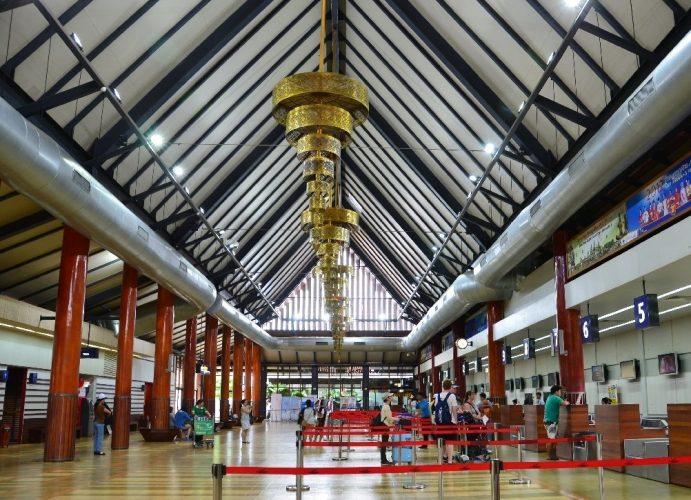 Международный аэропорт города Сиемреапа