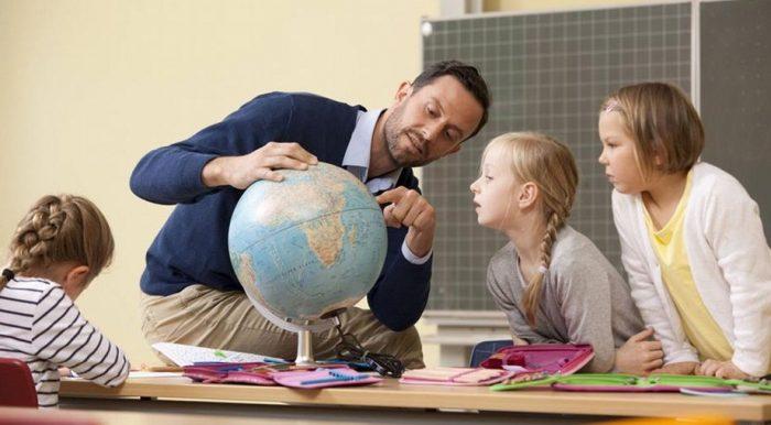 Учитель в Германии