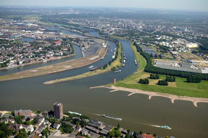 Рурский бассейн в Германии