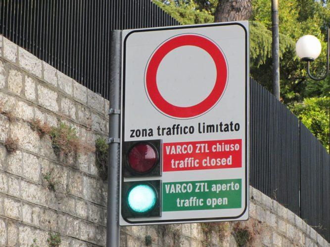 «Zone a traffico limitato»