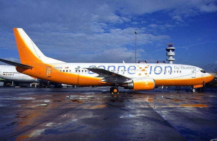 Самолет Boeing 737-42C