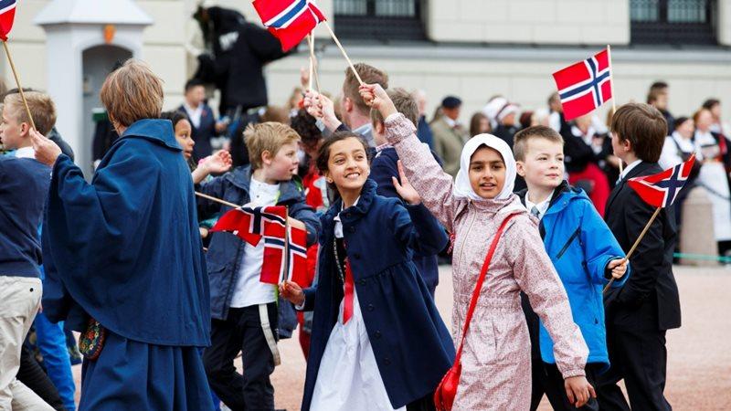 Беженцы Норвегии