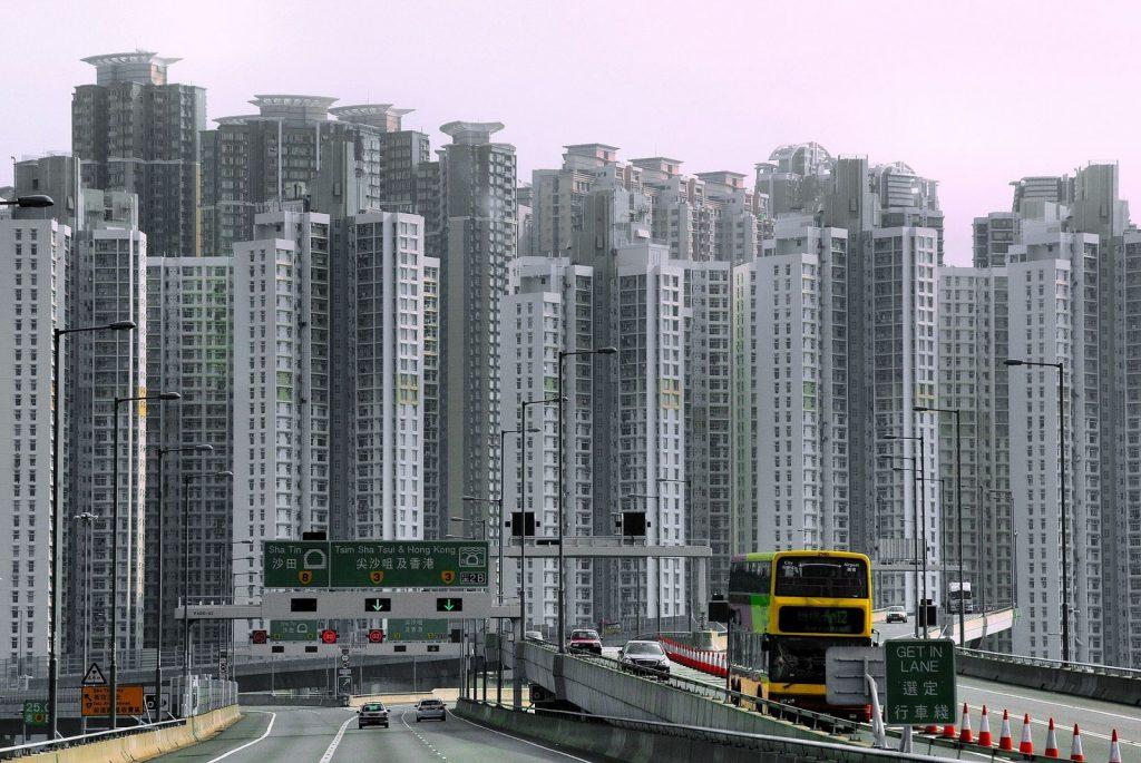 Урбанизация стран мира