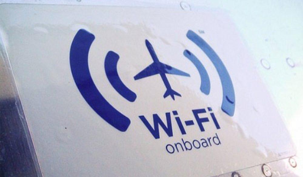 WiFi в самолете
