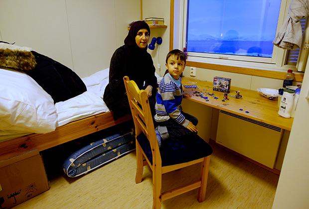Как живут беженцы в Норвегии
