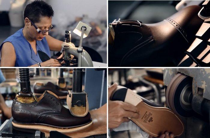 Обувное производство Испании