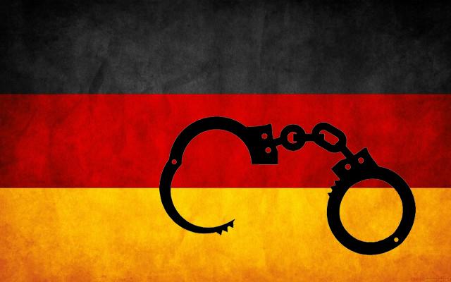 Преступность в Германии