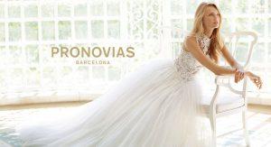 Подвенечное платье Pronovias
