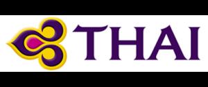 Логотип авиакомпании Thai airways