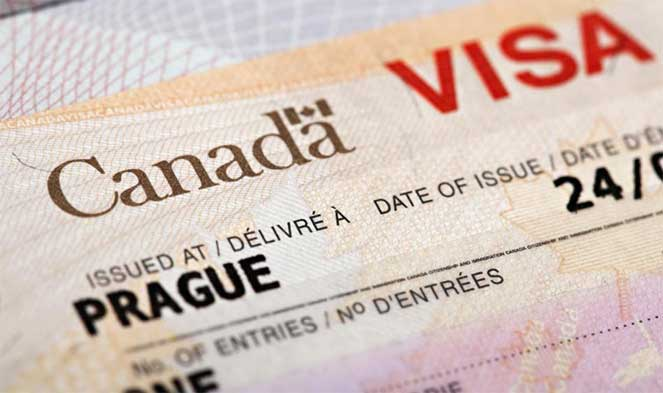 Оформление визы в Канаду для белорусов