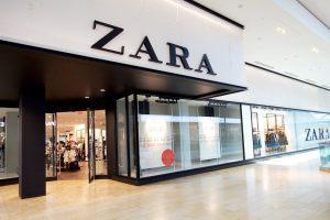 Магазин Торговой сети Zara