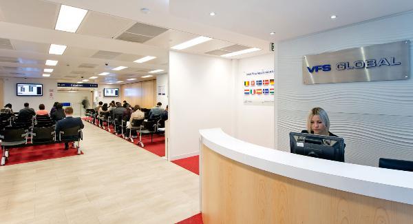 Визовый центр VFS Global
