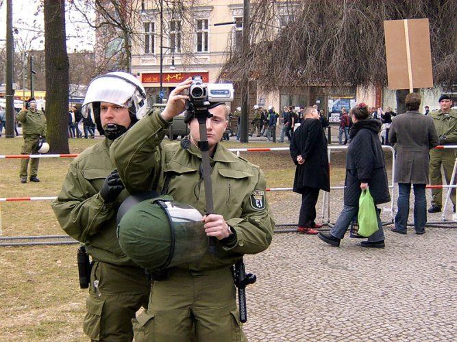 Полиция готовности Германии