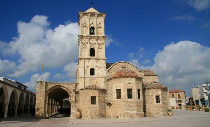 церковь св. Лазаря в Ларнаке