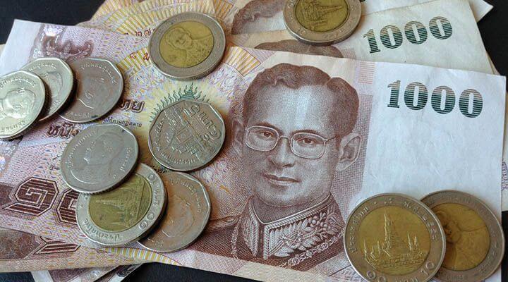 Зарплата в Таиланде в 2021 году