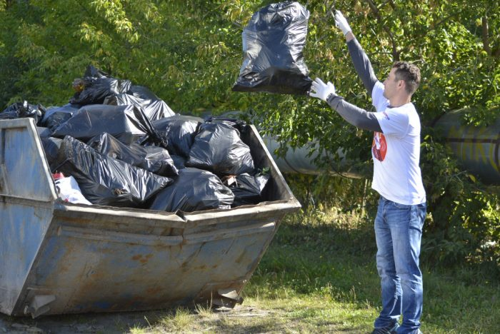 Всемирный день чистоты в Иваново