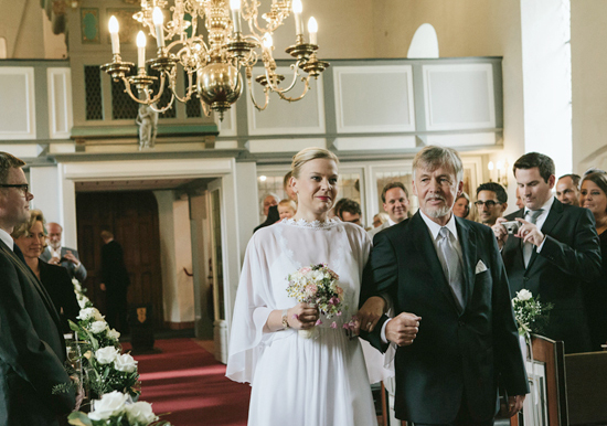 Заключение брака в церкви в Германии