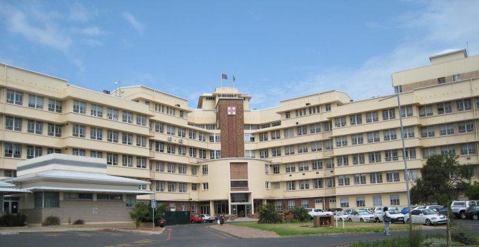 Госпиталь в Кейптауне