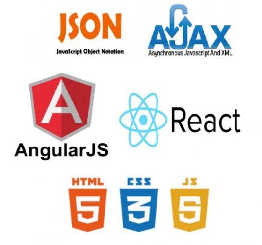 Логотипы web технологий