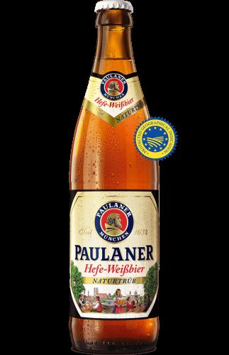 Пиво Hefe-Weißbier Naturtrüb