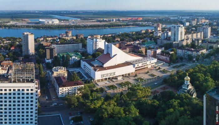 Кировский район, город Ростов-на-Дону