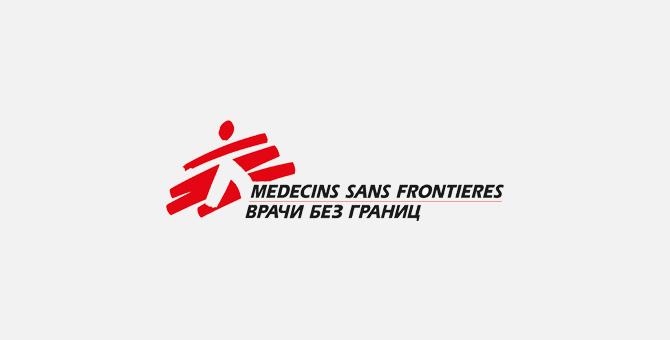 """Логотип """"Врачи без границ"""""""