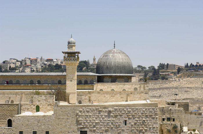 Мечеть Эль-Акса в Иерусалиме