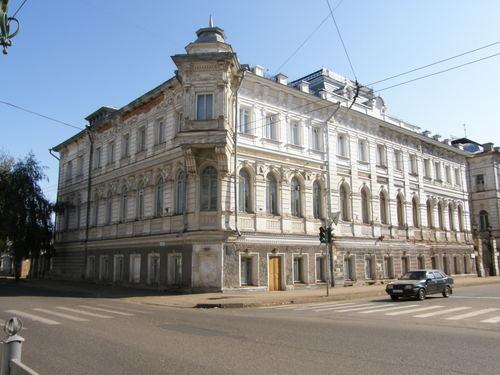 Музыкальный колледж Костромы