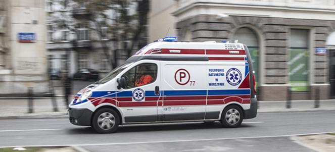 Польская скорая помощь