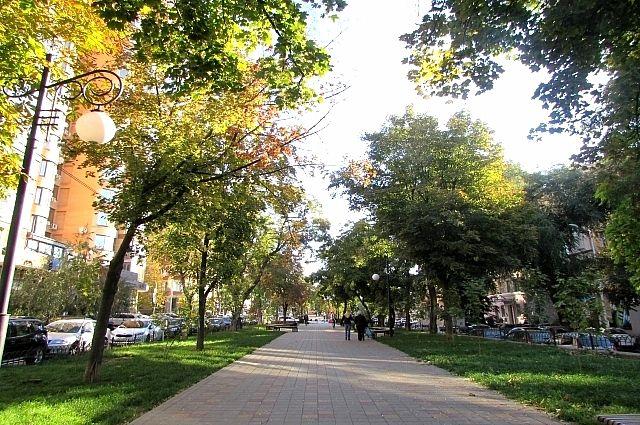 Улица Вересаева в Пролетарском районе, город Ростов-на-Дону