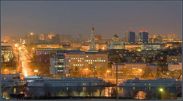 Советский район, город Ростов-на-Дону