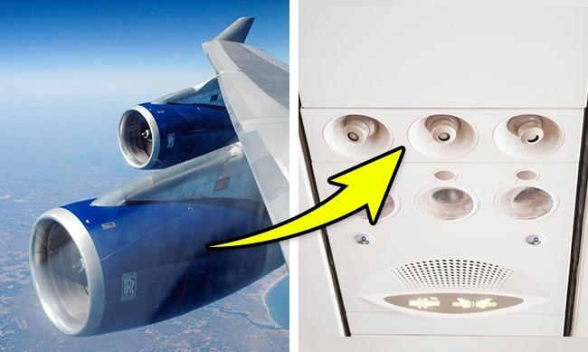 Кондиционер в самолете: устройство системы кондиционирования воздуха