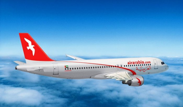 Самолет Аir Аrabia