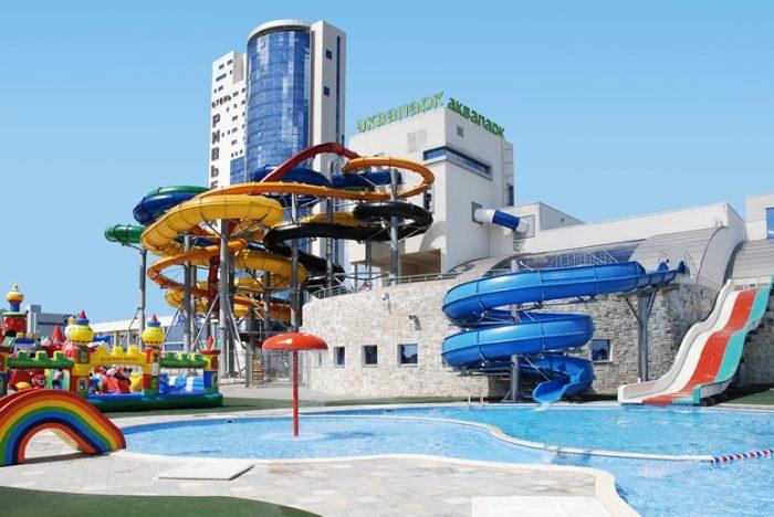 аквапарк «Ривьера» в Казани