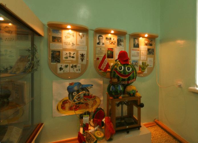 Музей «Российский арбуз», Астрахань