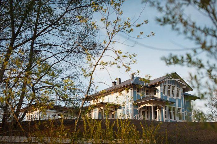 Отель Болотов Дача