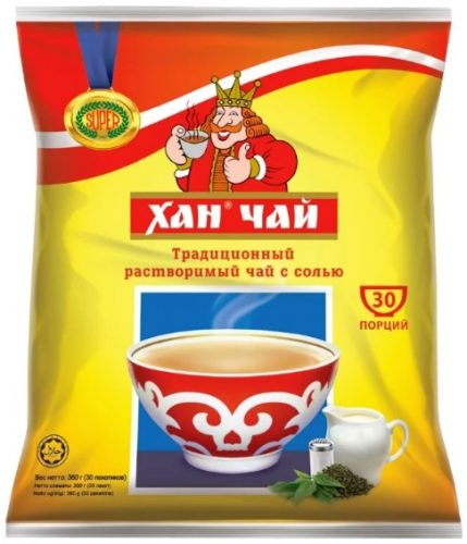 Чай Хан растворимый из Астрахани
