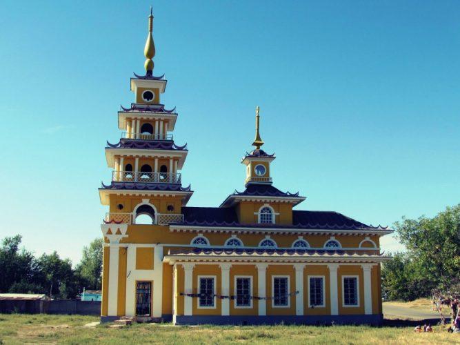 Буддийский хорол в Астрахани